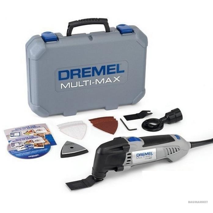 Ручной инструмент Bosch Multi-Max Dremel MM20