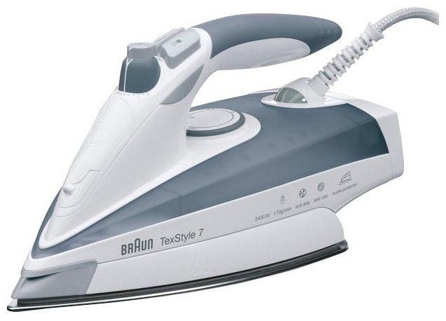 Утюг BRAUN ts 775tp texstyle 7 steam iron