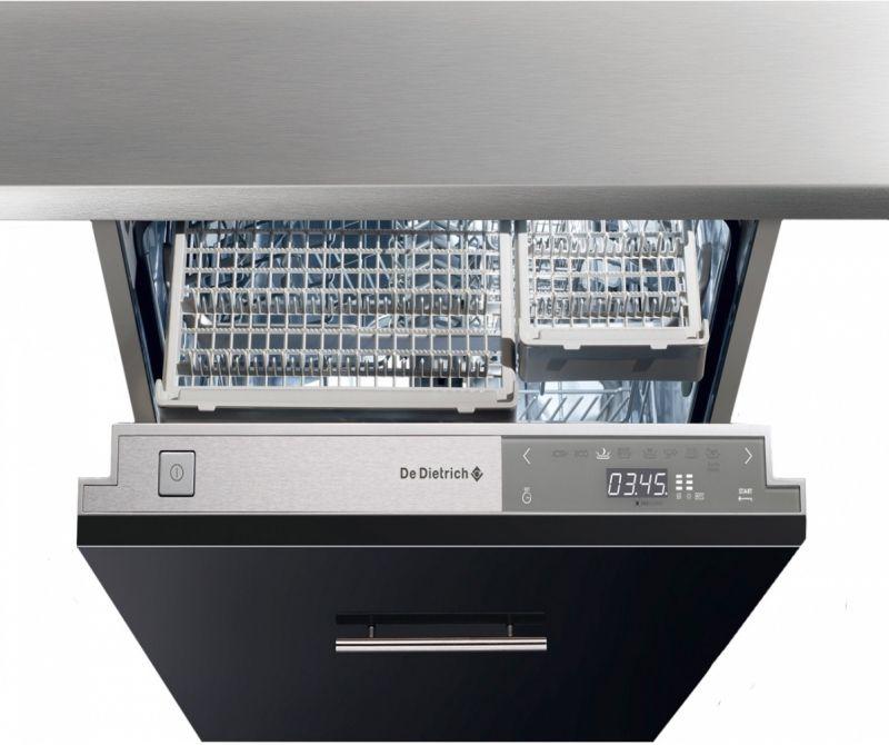 Посудомоечная машина De Dietrich DVH 1180 GJ