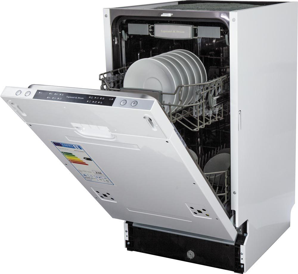 Посудомоечная машина Zigmund & Shtain DW 59.4506 X