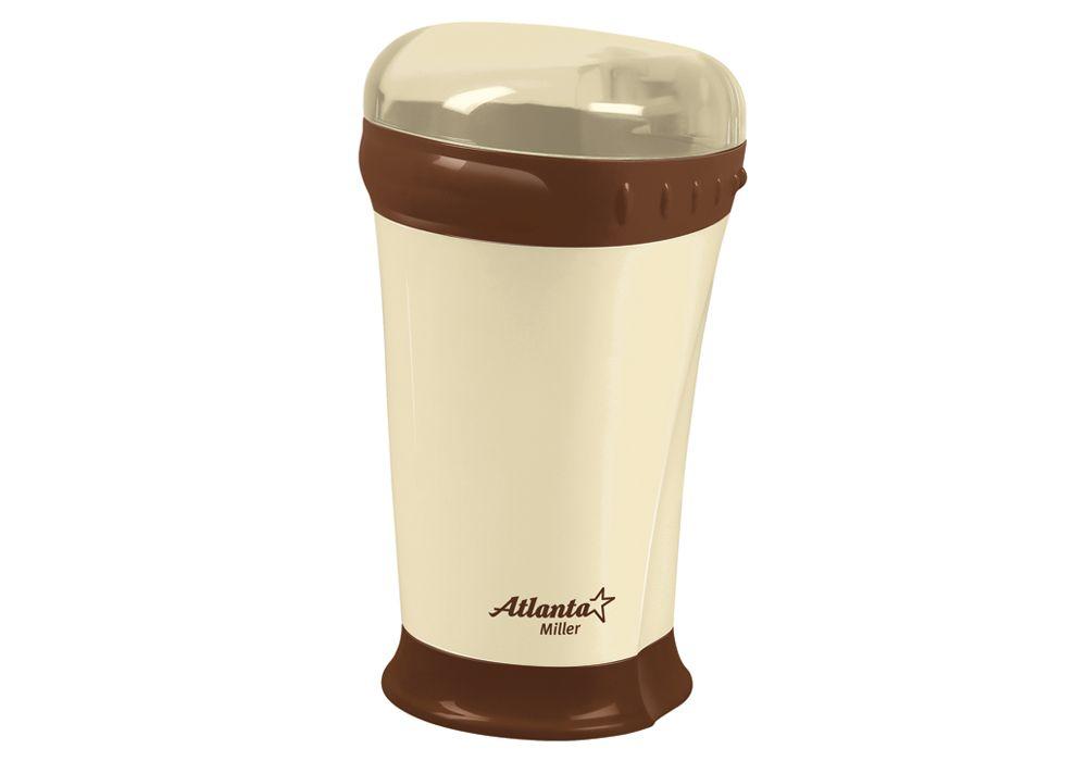 Кофемолка ATLANTA ATH-276 корич