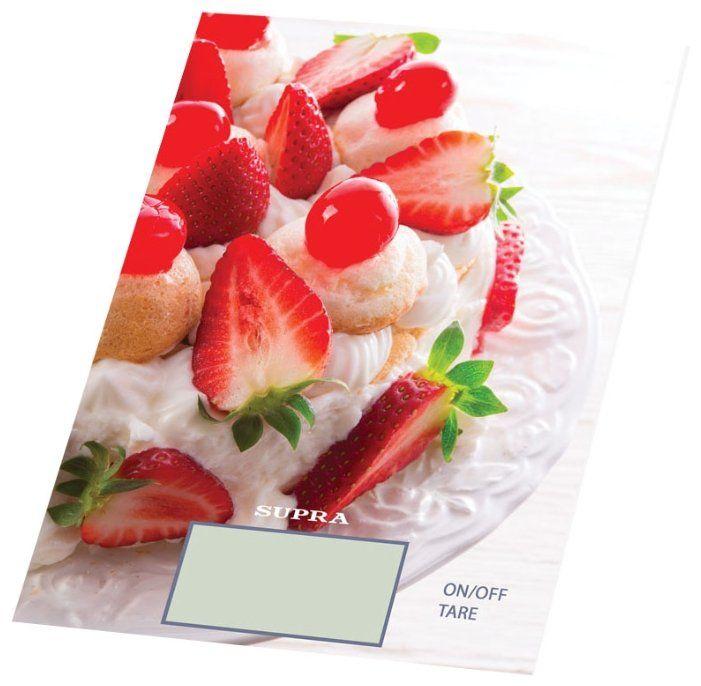 Кухонные весы SUPRA bss-4500