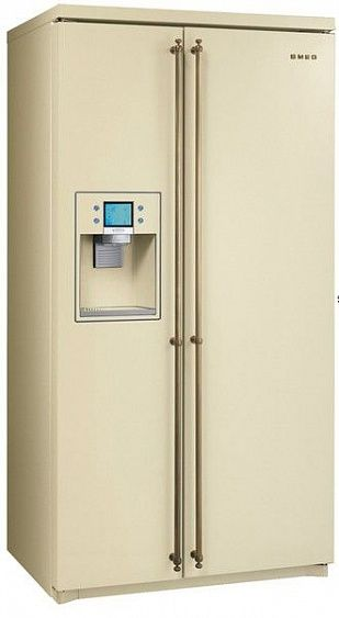 Холодильник side-by-side SMEG sbs800po9